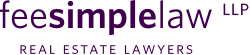 Fee Simple Law Logo
